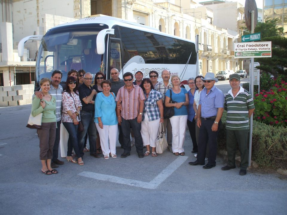 Gozo Outing 2012