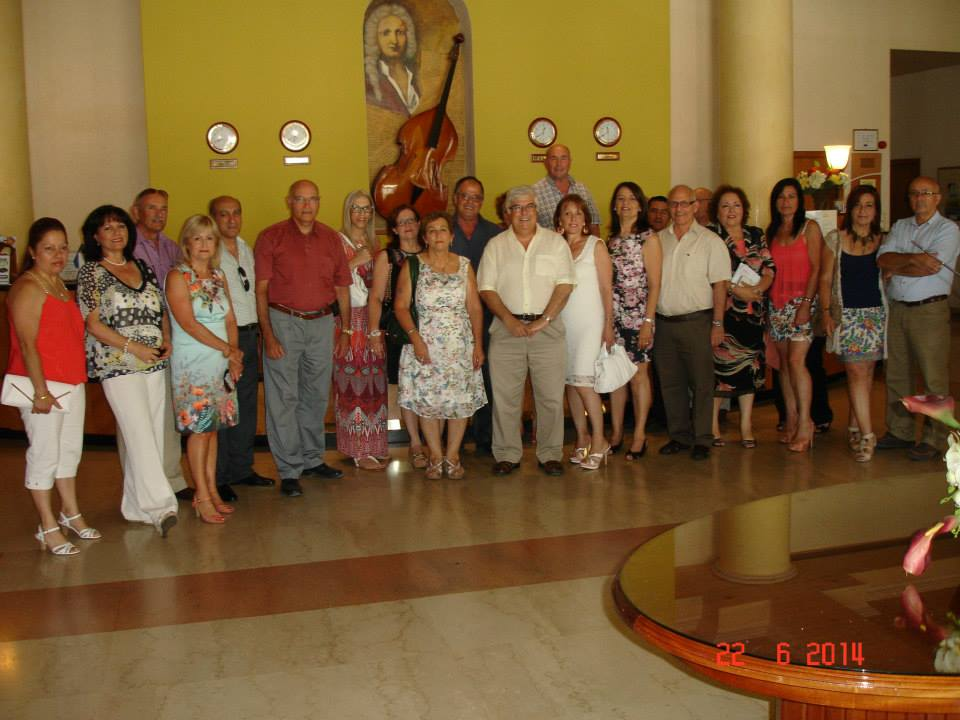 International Widows' day at Vivaldi Hotel 22nd June 2014