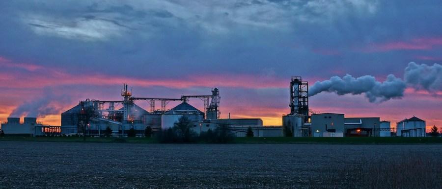 Planta productora d'etanol. / chumlee10