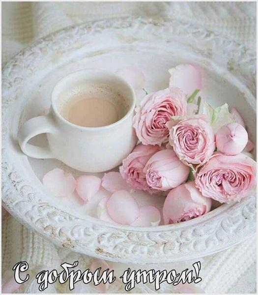 Красивые картинки с добрым утром - 18 фото
