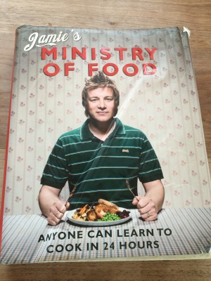 Picture of Jamie's book Ministry of Food