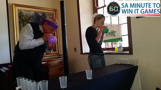 Minute To Win It Blog
