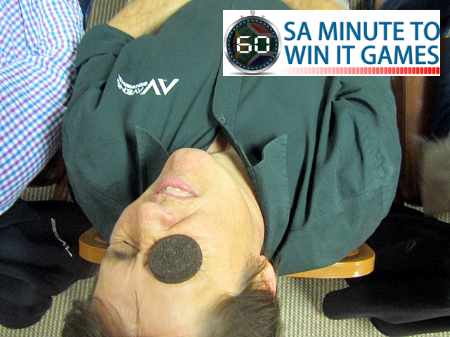 Aveng Minute To Win It Event