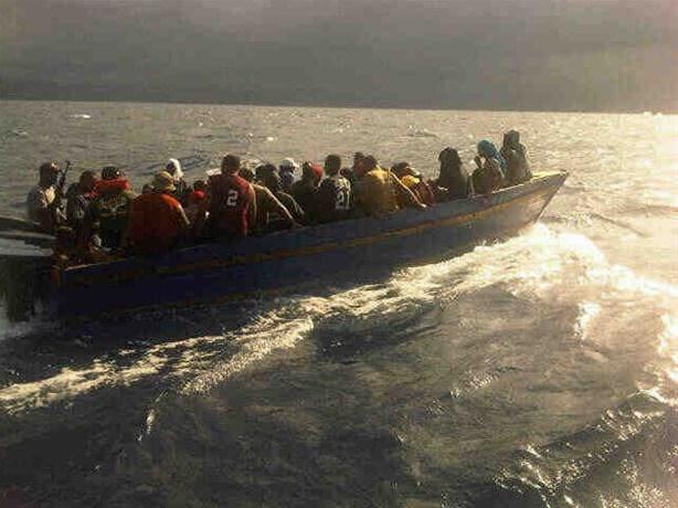 Resultado de imagen para naufragio yola en republica dominicana