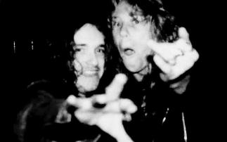 Burton e Hetfield
