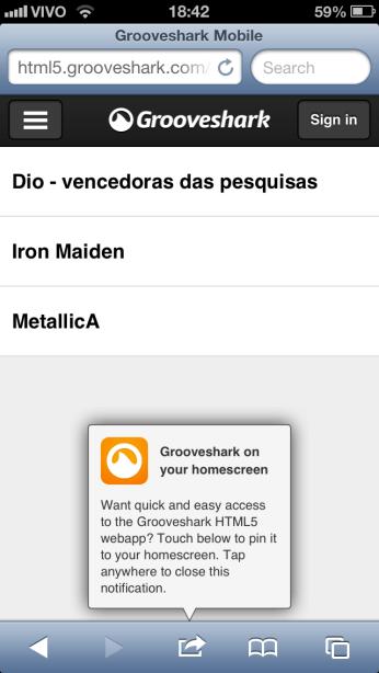 Grooveshark_iPhone1