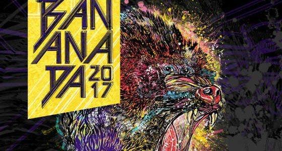 Confira o line do festival Bananada 2017 e ouça playlist que preparamos a convite do Spotify!