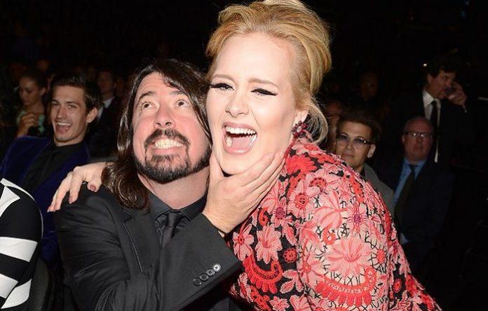 Dave Grohl comenta rumores da participação de Adele no novo álbum