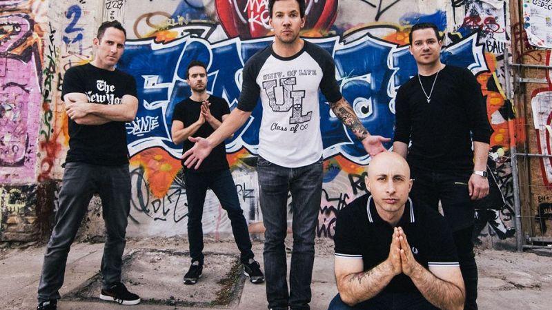 Simple Plan fará shows em cinco cidades brasileiras