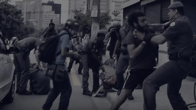 Escombro lança lyric video de Descaso, do EP Eutanásia Social