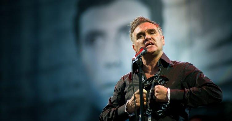 Morrissey cancela dois shows no Canadá por emergência médica