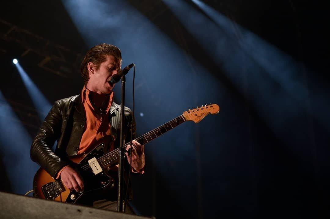 Arctic Monkeys termina turnê e já aspira novo disco