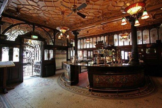 Philharmonic Pub, o bar dos Beatles