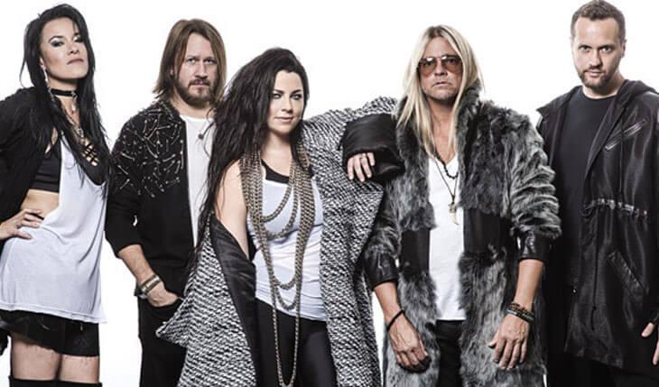 "Evanescence lança novo single após 3 anos. Conheça ""Wasted On You"""