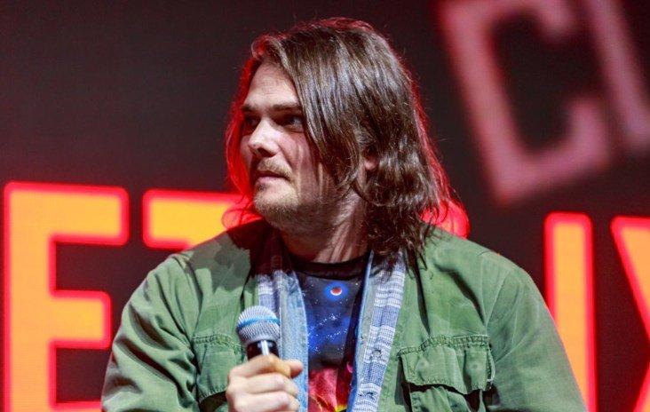 Gerard Way lança quatro novas faixas no SoundCloud