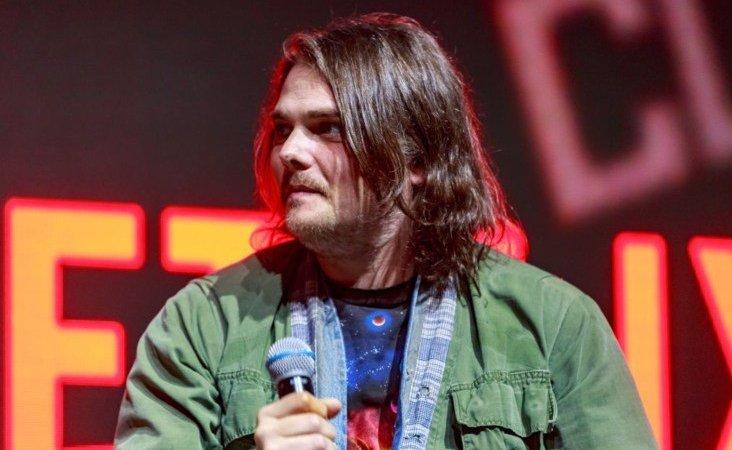 Gerard Way novas faixas