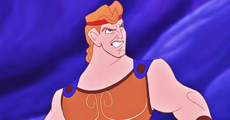 Animação musical Hércules pode ganhar live-action pela Disney