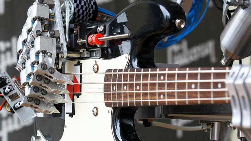 Músicas criadas pela Inteligência Artificial