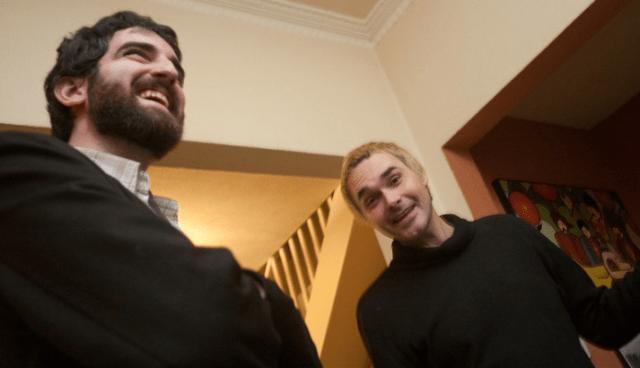 Andre Peniche e Flavio Basso