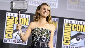 Natalie Portman revela que Thor: Amor e Trovão começará a ser filmado no início de 2021