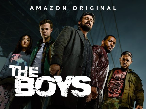 The Boys trailer segunda temporada