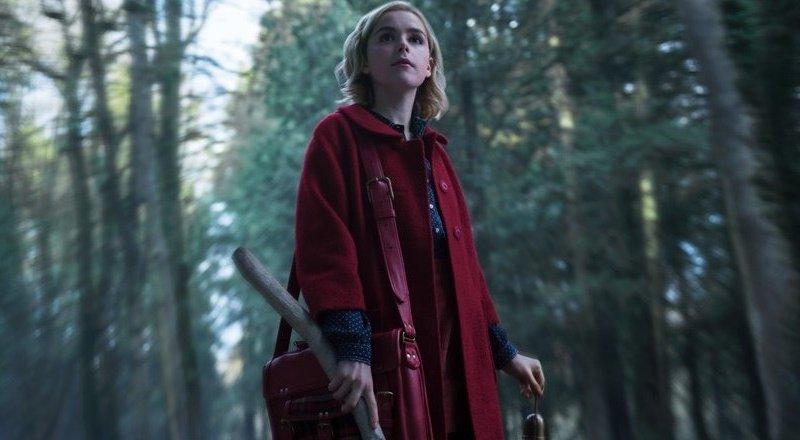 O Mundo Sombrio de Sabrina é cancelado