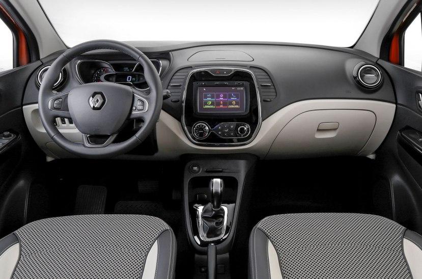 Renault Captur CVT