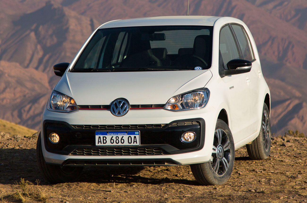 Volkswagen Up Pepper