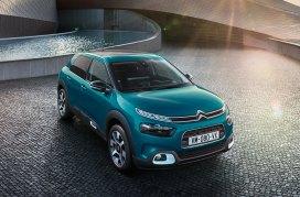 El C4 Cactus ha tomado un aspecto diferente respecto a su antecesor con un frontal más ancho y moderno. Foto: Prensa Citroën