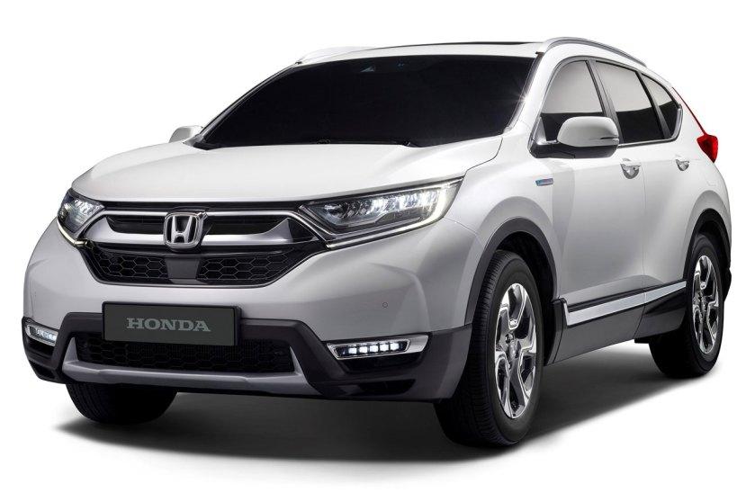 Honda CRV 2018