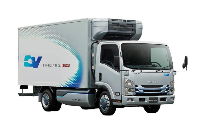 Isuzu ELF EV