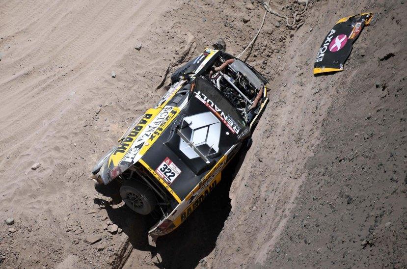 Renault Duster Dakar 2018