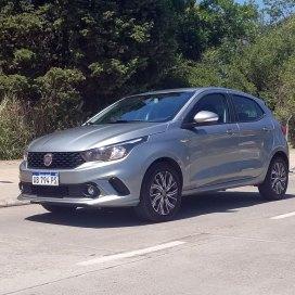 Fiat Argo Test