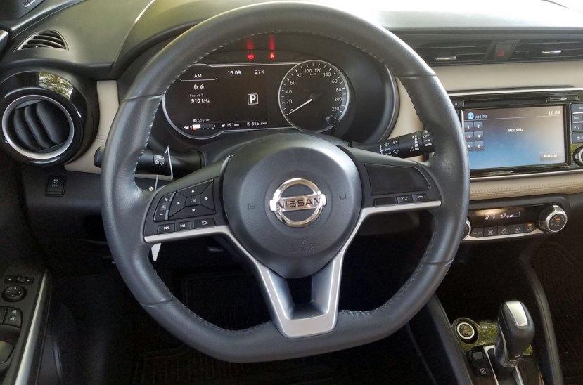 Nissan Kicks Test