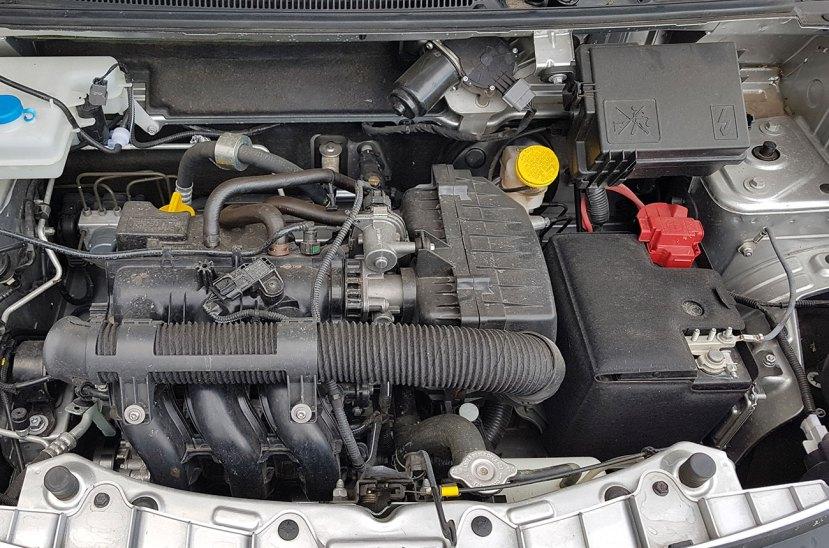 Renault Kwid motor