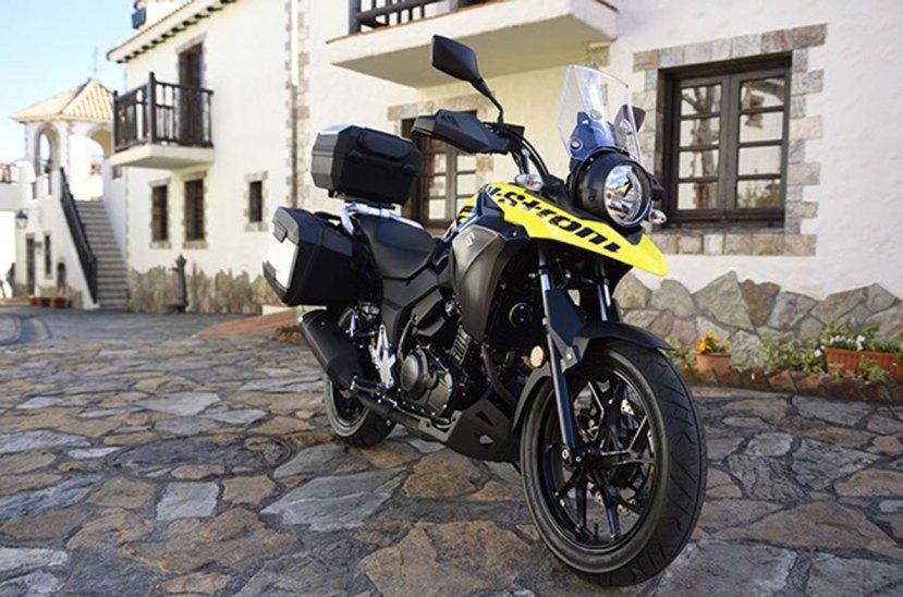Suzuki V-Storm ABS