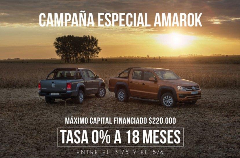 Campaña Amarok
