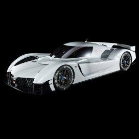 Toyota GR SuperSport Concept