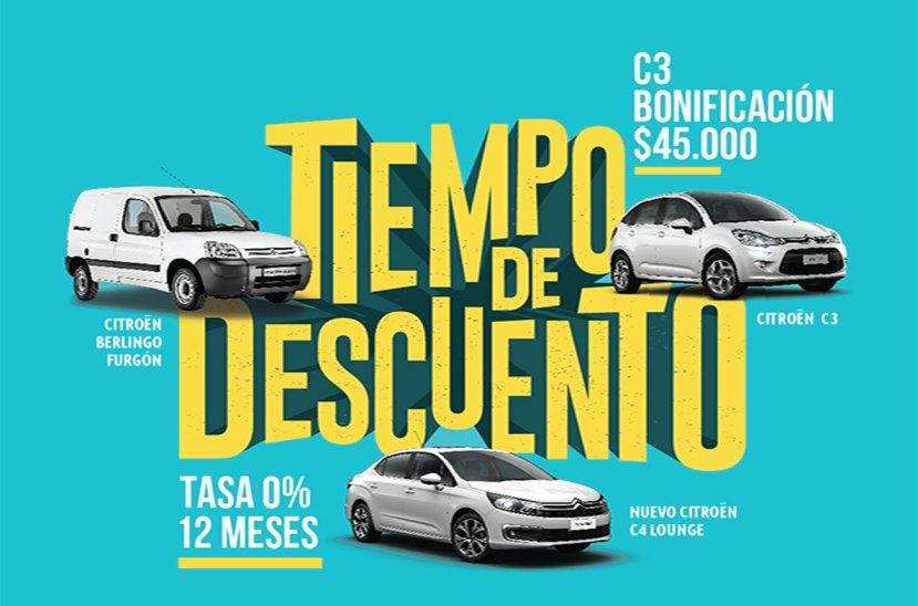 promo Citroën