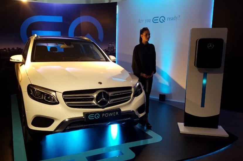 Mercedes-Benz GLC350e