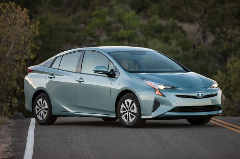 Toyota Prius Test
