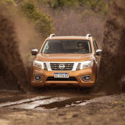 Tiene una buena capacidad offroad. Foto: Nissan