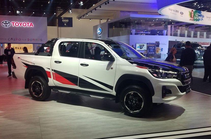 Toyota Hilux Gazoo Racing Sport