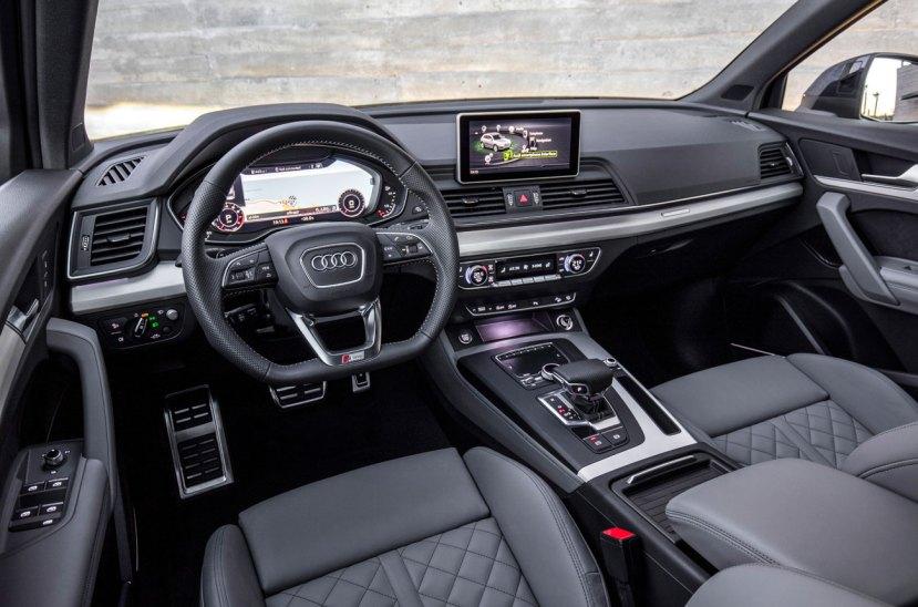 Audi Q5 Test