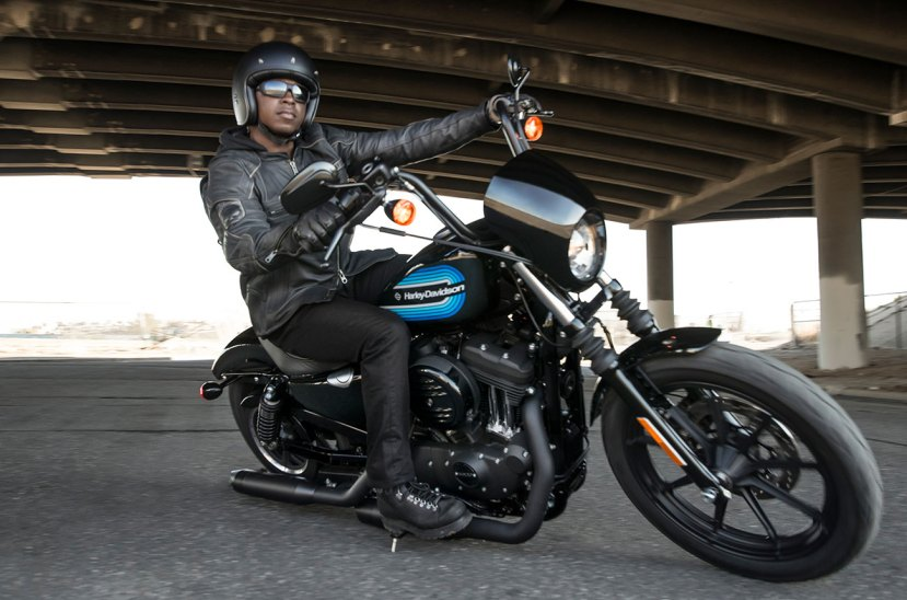 Harley-Davidson iron 1.200 Sportster