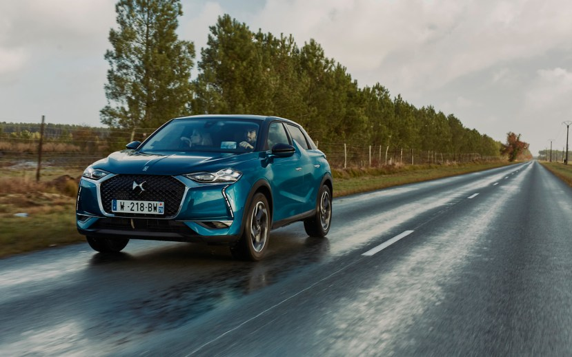 DS3 Crossback con financiación