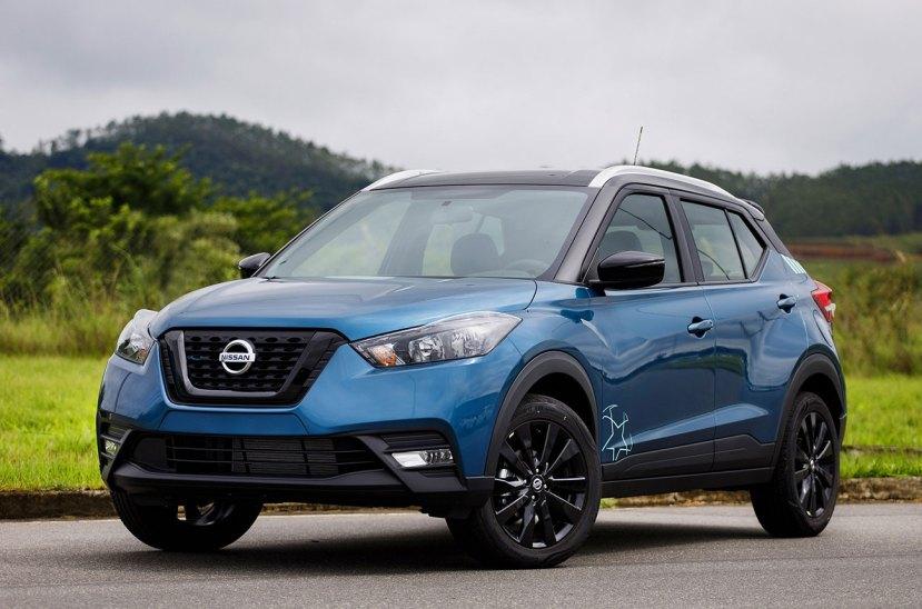 Nissan Kicks UCL