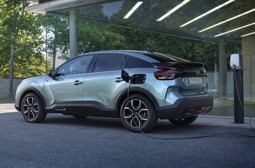 Citroën ë-C4 2020