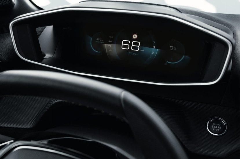 Peugeot 208 i-Cockpit