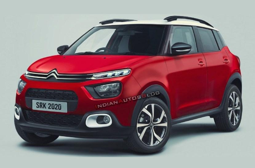 SUV chico de Citroën